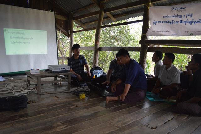 Good-Governance-&-Social-Accountability-Training-(-Ka-Toe-Seit-Village,-KP-Township)