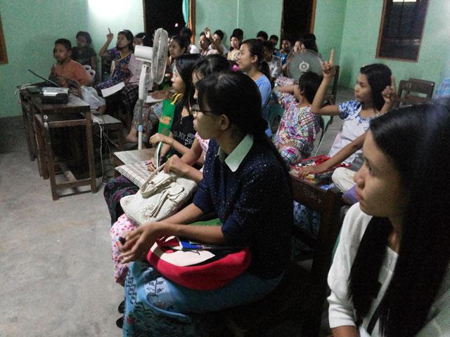 IELTS-Class-(Myan-Aung)