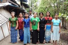 Kon-Taung-village,-Ponnagyun