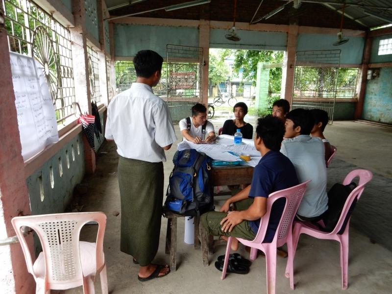 Providing research training (2)