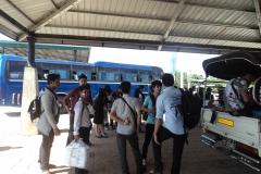 We finally arrive to Sein Lae Tin